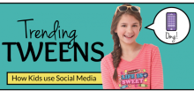 How Kids Use Social Media